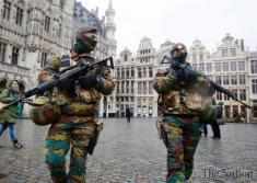 مردی که قصد منفجر کردن خود را داشت توسط پلیس بلژیک کشته شد