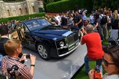 گران قیمت ترین خودروی تاریخ شرکت رولز رویس بریتانیا