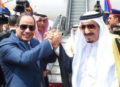 مصر رسماً دو جزیره خود را به عربستان واگذار کرد
