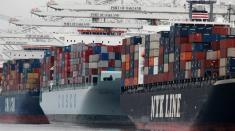 کاهش شدید صادرات آمریکا به ایران در دولت ترامپ