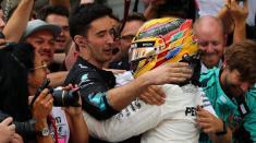شکست سنگین تیم فرمول 1 فراری در جایزه بزرگ انگلیس