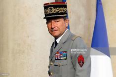 رئیس ستاد مشترک ارتش فرانسه بدلیل کاهش بودجه ارتش استعفا داد!