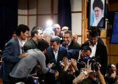 واکنش تند احمدی نژاد به سخنان محسنی اژه ای / اتهامات بقایی کذب محض است!