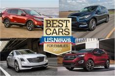 برترین خودروهای خانوادگی سال 2017 جهان معرفی شدند