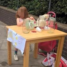 جریمه کردن یک دختر 5 ساله، احساسات مردم بریتانیا را برانگیخت