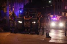 حمله مرگبار به سفارت اسرائیل 2 کشته برجای گذاشت