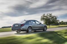 مرسدس بنز اس 500 مدل 2018 رونمایی شد / نگین مرسدس بنز و باشکوه تر از همیشه