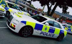 لوکس ترین خودروی پلیس بریتانیا رونمایی شد