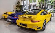 با پورشه 911 توربو اس یکی از سریعترین خودروهای بازار ایران آشنا شوید