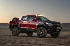 وانت شورولت ZR2 مخصوص مسابقات صحرایی رونمایی شد