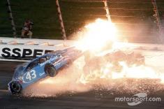بدترین تصادفات مسابقات اتومبیلرانی و موتورسواری جهان در مرداد ماه