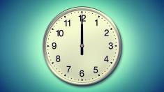 زمان به عقب کشیدن ساعت رسمی کشور در پایان شهریور ماه