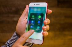 سیستم عامل جدید iOS با صفحه کلید فارسی منتشر شد