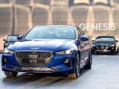 تبلیغ جنسیس G70 مدل 2017 را تماشا کنید