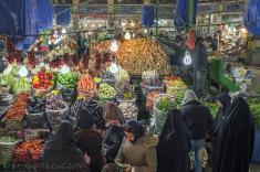 گرانفروشی چشمگیر در بازار میوه و تره بار تهران!