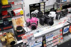 فهرست پرفروشترین دوربین های بازار