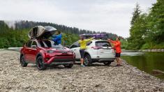 مشخصات فنی و تصاویر تویوتا راو4 مدل 2018 + قیمت روز