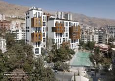ارزانترین آپارتمانهای نوساز در زعفرانیه تهران