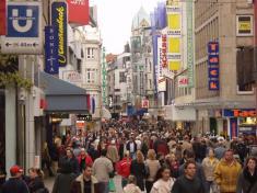داستان اولین خیابان مخصوص عابرین پیاده در آلمان + تصاویر