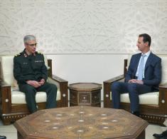 در دیدار بشار اسد با سرلشکر محمد باقری چه گذشت؟