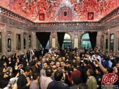 احمدینژادیها، به تحصن خود در شاه عبدالعظیم پایان دادند