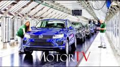 توقف تولید خودروهای بنزینی در فولکسواگن + سرمایه گذاری 40 میلیارد دلاری VW