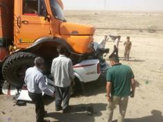 آمار تلفات جادهای در ایران / سال 95، سالی مرگبار بوده است