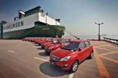 علاقه شرکت سایپا به تولید خودروهای چینی / آیا چانگان جای رنو را در ایران می گیرد؟