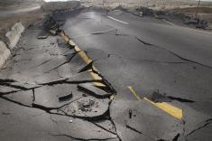 غرب ایران، دوباره با زلزله 5.3 ریشتری لرزید!