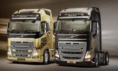 کامیون جدید و قدرتمند شرکت ولوو به نمایشگاه خودروی تهران می آید