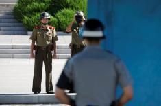 جزئیات و تصاویر فرار سرباز کره شمالی منتشر شد + ویدیو