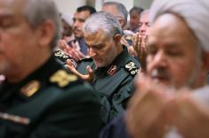پیشنهاد اهدای جایزه صلح نوبل به سردار قاسم سلیمانی
