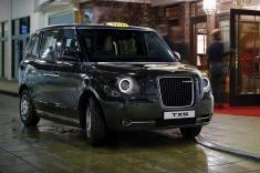 تاکسیهای جدید لندن با طعم لوکسترین مدل جیلی-ولوو!