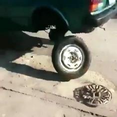 با اطمینان ترمز کنید!! این ویدیو را حتما تماشا کنید!