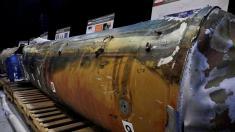 آمریکا تصویر موشک ایرانی پرتاب شده به ریاض را منشر کرد