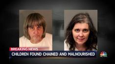 بازداشت پدر و مادری که 13 فرزند خود را با زنجیر اسیر کرده بودند!!