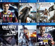 10 بازی پرفروش PS4 در بازار