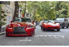 هشــــدار بیمه به مالکین خودروهای لوکس / برای تهیه الحاقیه بیمه بدنه اقدام نمایید!