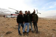 هجوم سلفیبگیران در محل سقوط هواپیمای ATR