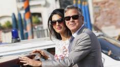 حمایت مالی و معنوی جرج کلونی و همسرش، از یک راهپیمایی بزرگ