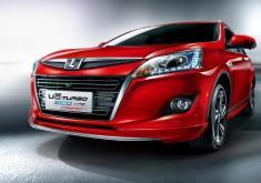 معرفی امکانات خودروی تایوانی لوکسژن U6 توربو