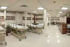 ضرب و شتم شدید خانم دکتر در بیمارستان امام خمینی