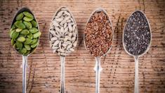 معرفی 9 دانه مفید، پر از فیبر، پروتئین و ویتامین