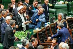 تلفظ اشتباه نام موزه لوور + انتقادها به سطح سواد نمایندگان مجلس