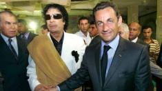 رئیس جمهور سابق فرانسه دستگیر شد