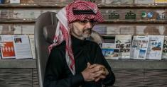 مصاحبه بلومبرگ با ثروتمندترین مرد دنیای عرب پس از 3 ماه زندان در هتل 5 ستاره!