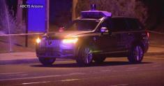 ویدیوی تصادف مرگبار خودروی شرکت اوبر (UBER) منتشر شد