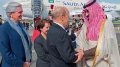 شکایت دو وکیل معروف فرانسوی از پادشاه آینده عربستان سعودی