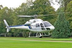 سقوط هلیکوپتر یک شرکت نفتی در جزیره کیش، جان دو نفر را گرفت