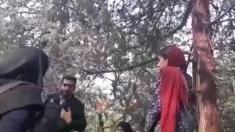 پلیس درباره کتک زدن زن جوان، توسط گشت ارشاد تحقیق می کند